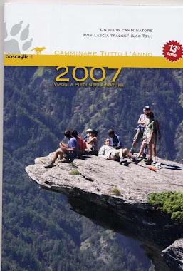 catalogo 2007 la Boscaglia