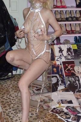 Christina Aguilera Hot Leaked Photos 2011