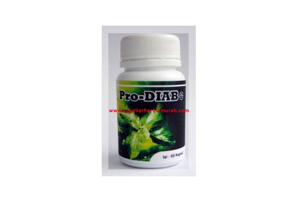 Pro-Diab (Daun Bungur, Ketangi untuk Diabetes)