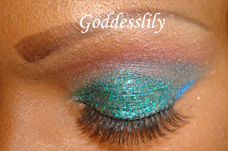 Mac Jewelmarine Glitter