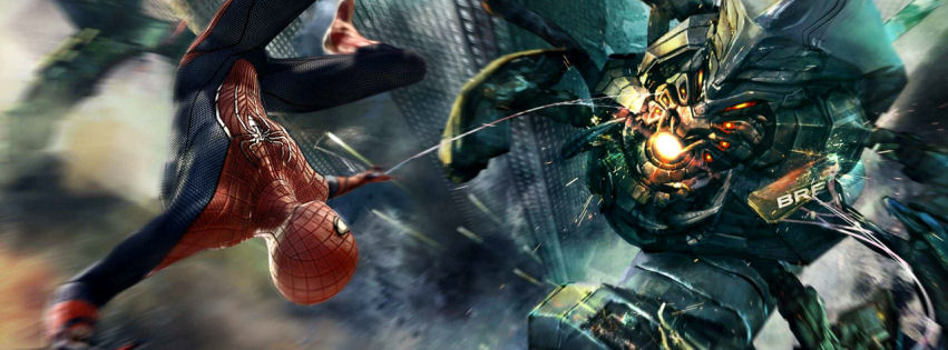 Amazing spider man boss fight covers