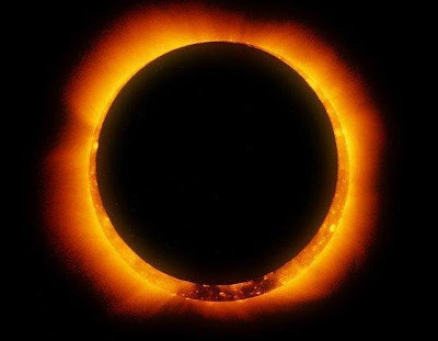 Eclipse anular de Sol 20 de Mayo de 2012