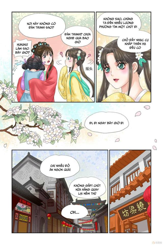 Tam Sinh Kiếp Chap 4 - Next Chap 5