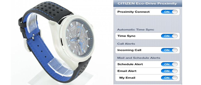Citizen's Eco-Drive Proximity