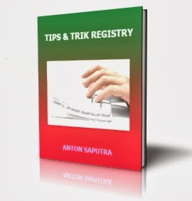 Ebook Tips Dan Trik Registry