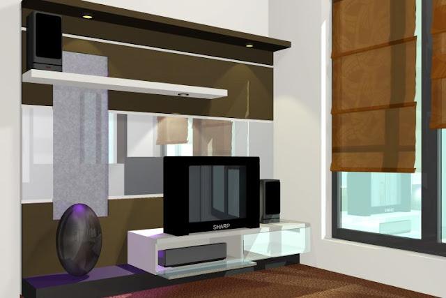 Gambar Desain Interior Apartemen Minimalis modern