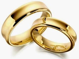 Kenapa Cincin Pernikahan kita  Dipasangkan di Jari Manis: