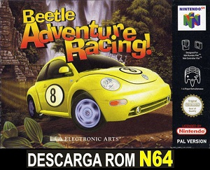 Beetle Adventure Racing 64 ROMs Nintendo64