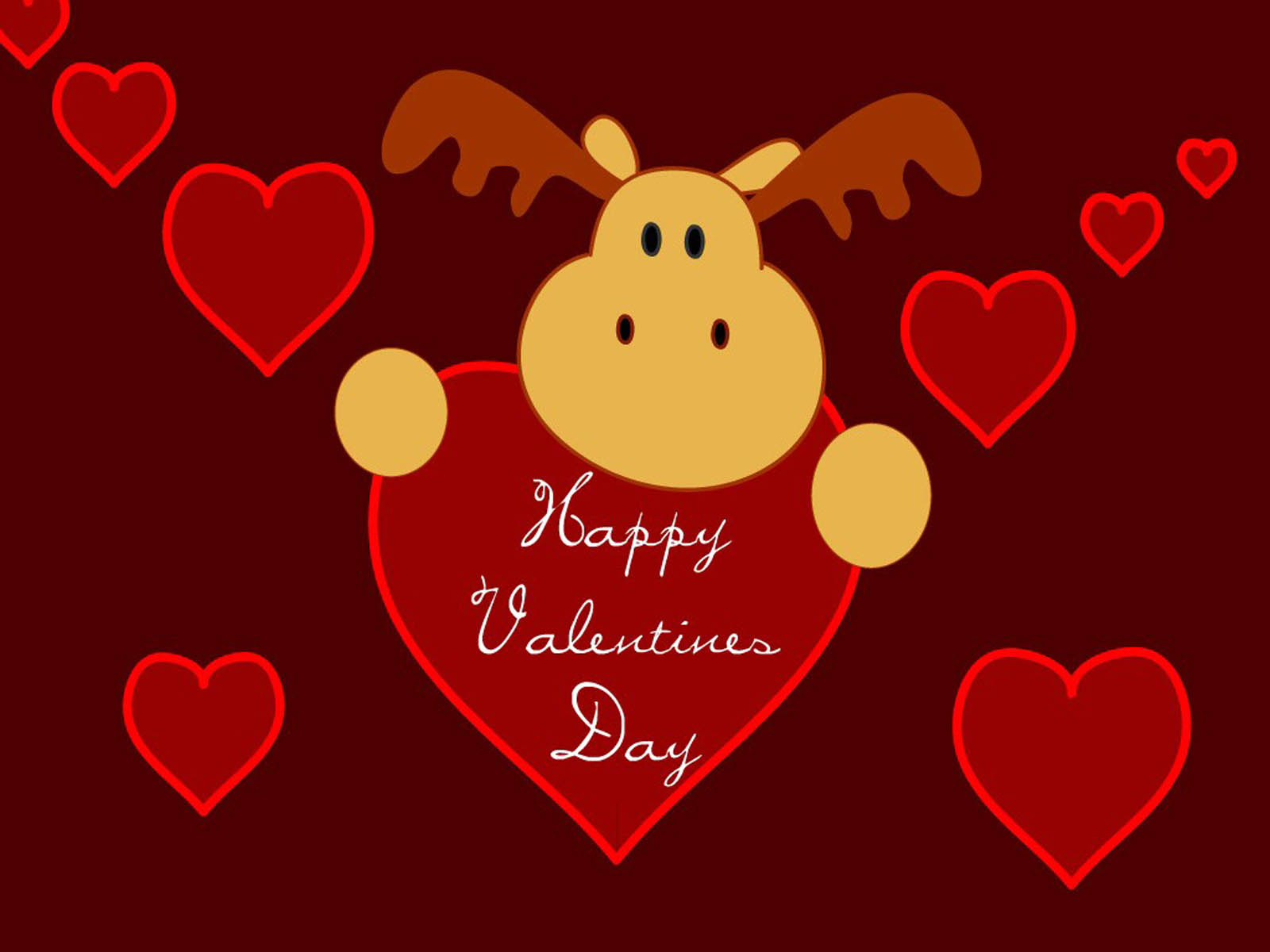 day desktop wallpapers valentines - photo #17