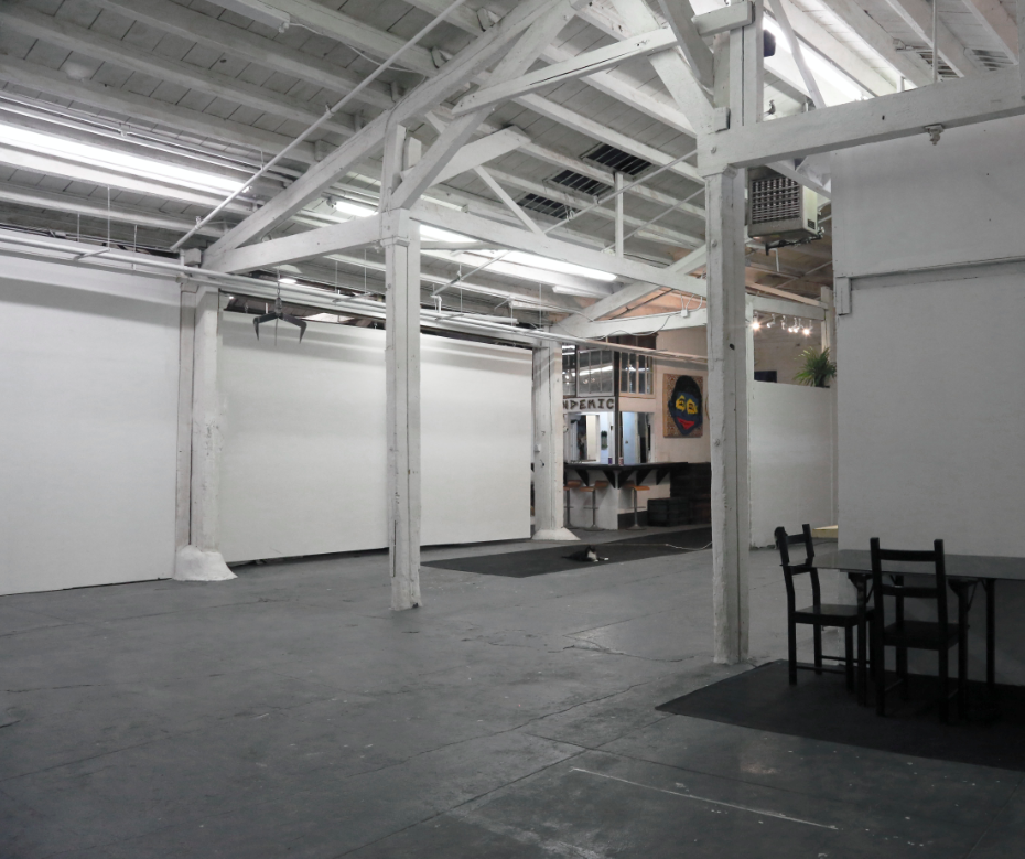 More photos/info on our new space coming soon...