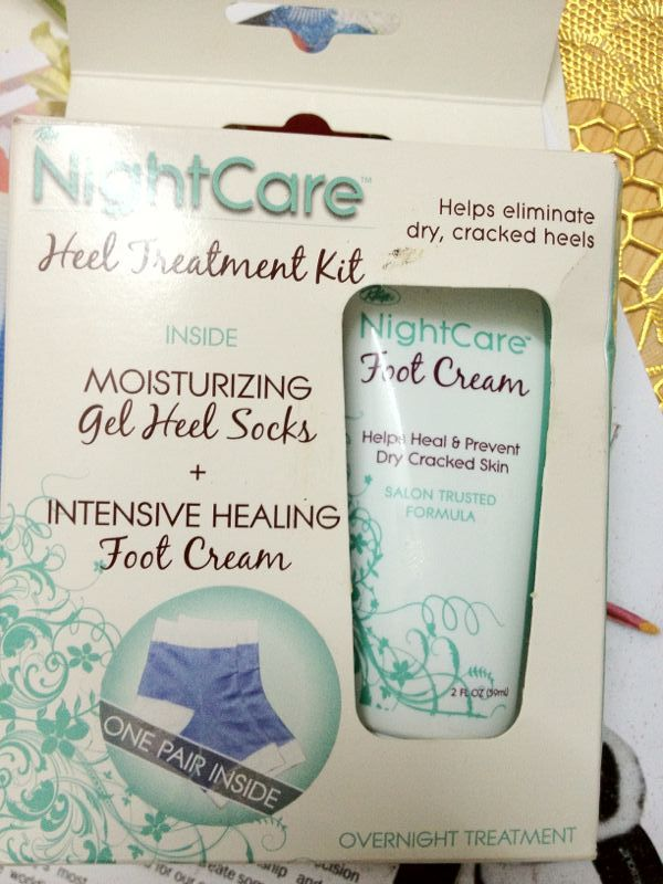 NightCare Heel Treatment Kit by Nightcareproducts.com