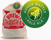 DIY beer Aussie Australian wattle pale ale kit refill