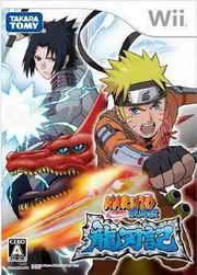 Game Wii-Naruto
