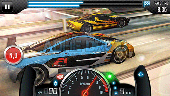 Game CSR Racing V3.1.0 Apk + Mod + Data Terbaru