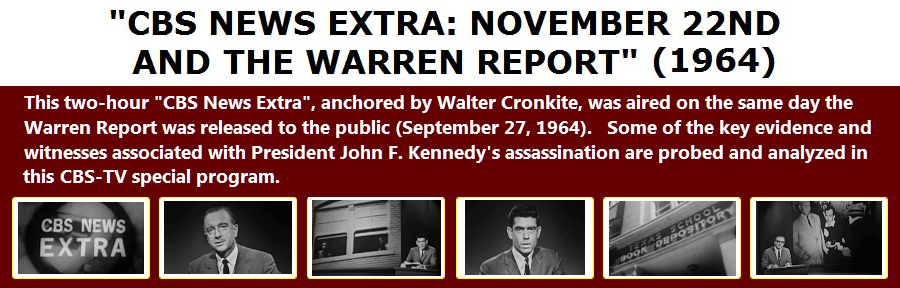 CBS+News+Extra+November+22nd+And+The+Warren+Report+Logo.png