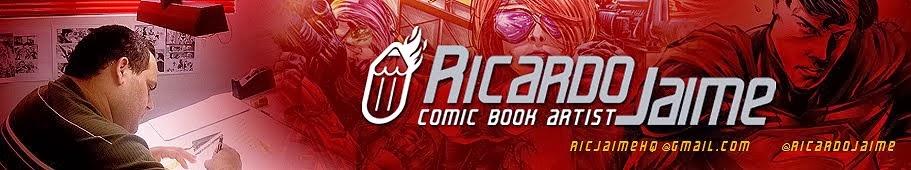 Ricardo Jaime - Comicbook Artist