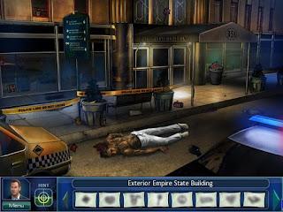 CSI Computer Game