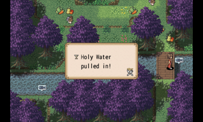 Adventure Bar Story - Fishing up Holy Water