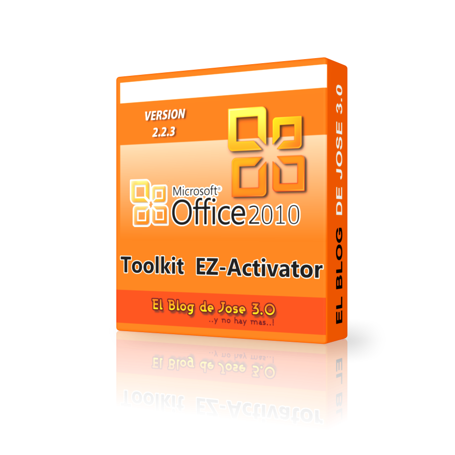 Activar Office 2010 con Toolkit and EZ-Activator