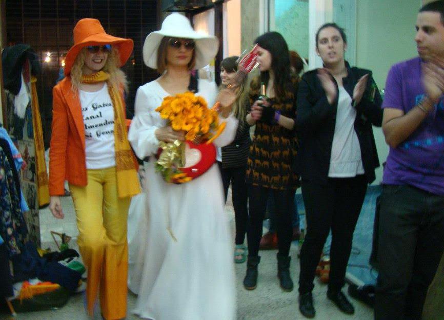 El desfile que cerró Hilda Lizarazu