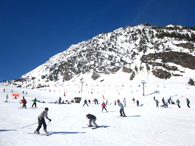 Arinsal Ski Resort in Andorra Vallnord