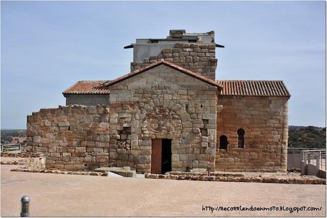 Sta María de Melque