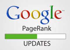 google page rank updates in 2013