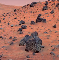 Mars A Red Planet