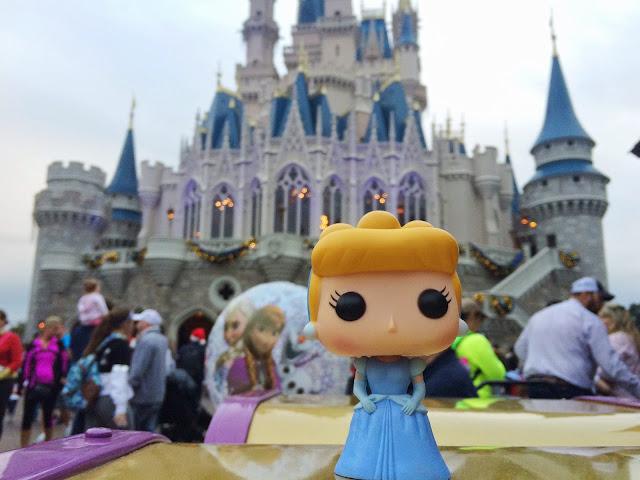 Cinderella Funko Cinderella Castle Disney World, Disney Tag questions, Disney Tag, Funko Disney World