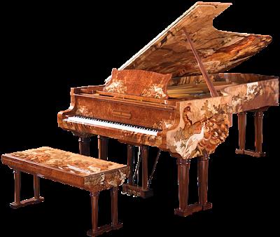 dan piano Sound of Harmony