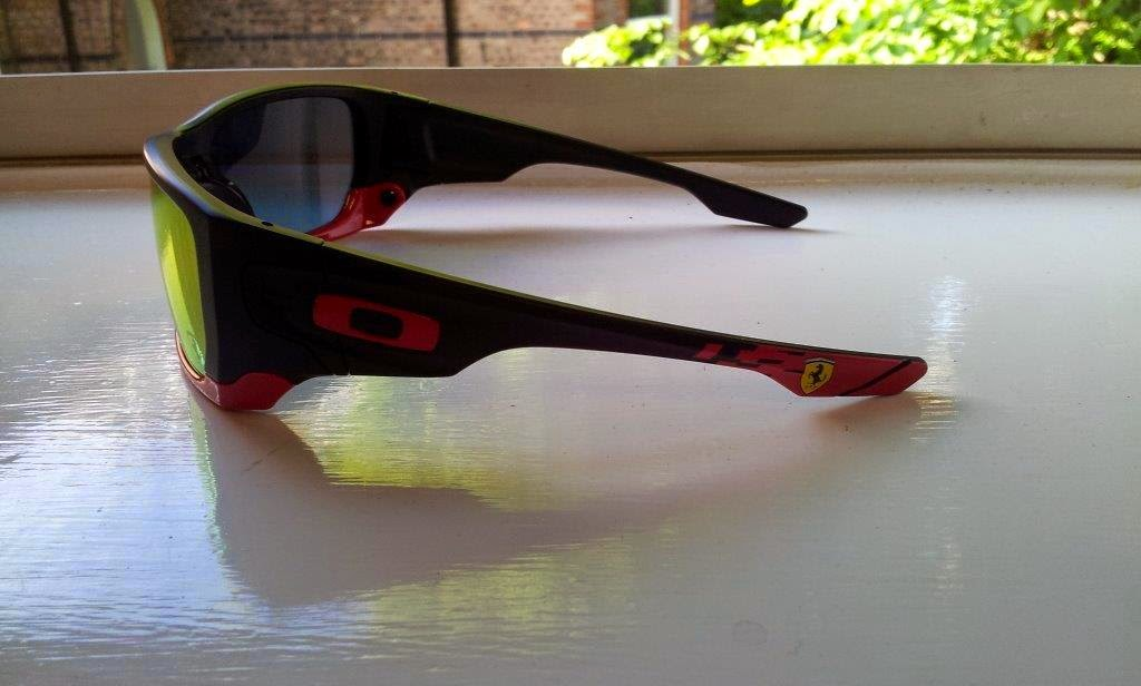 Ferrari Matte Black Special Edition sunglasses