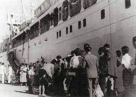 19ος Αιώνας - Σκαρμιγκαίοι μετανάστες στο Νέο Κόσμο
