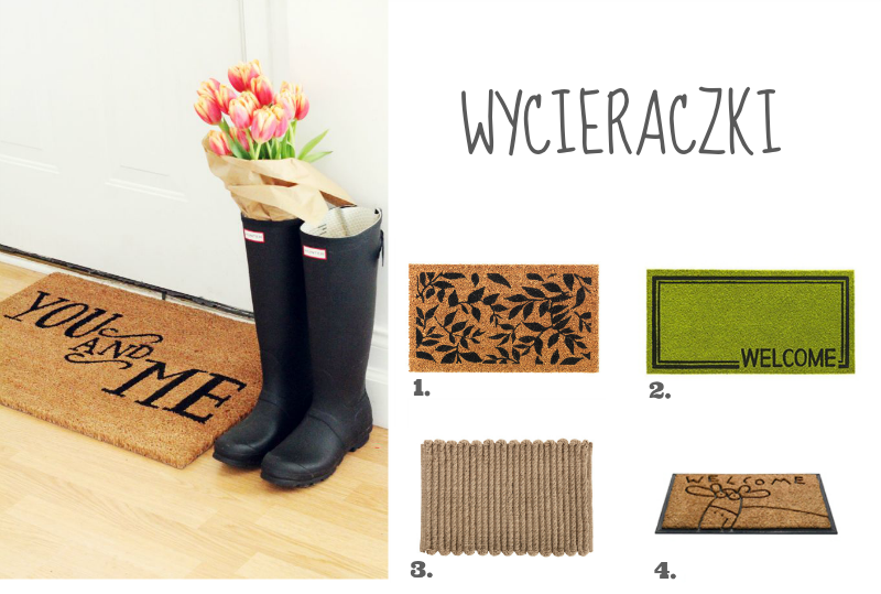 Piękne wycieraczki, Ikea, Westwing