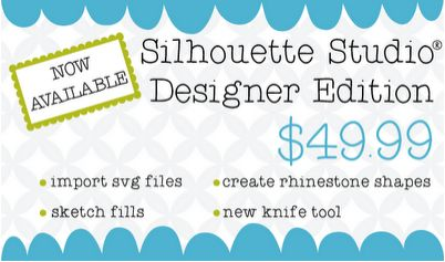 Silhouette Studio Designer Edition Giveaway at Serenity Now!