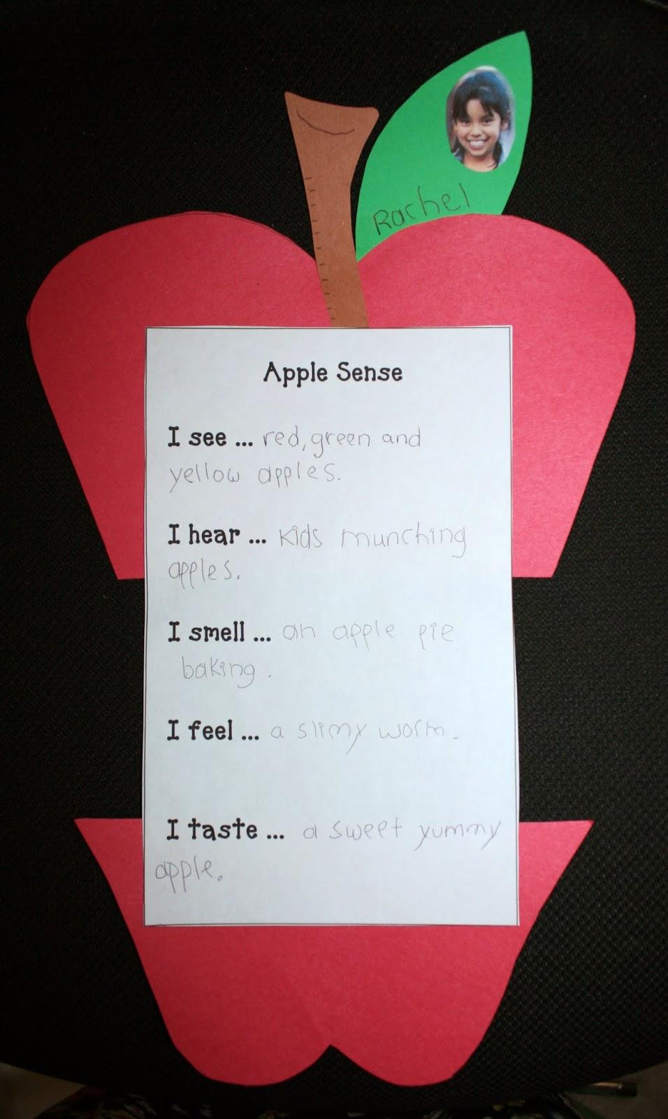 classroom freebies  apple sense