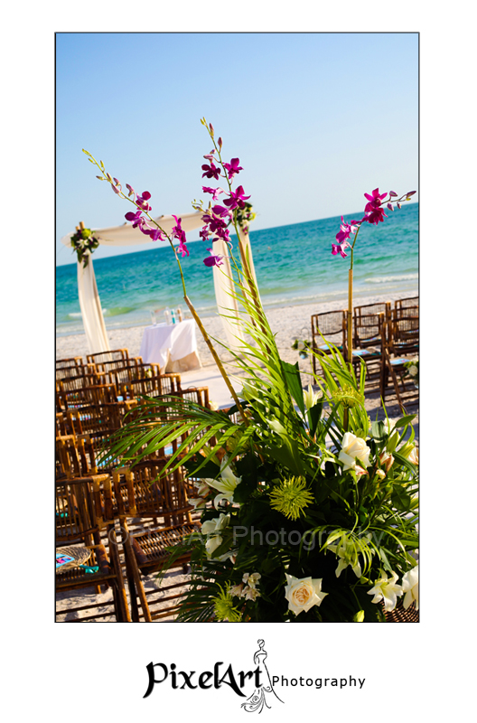 Ritz Carlton Wedding - Ceremony