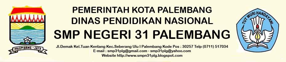SMP Negeri 31 Palembang