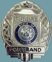 Portland Police Peaks Island