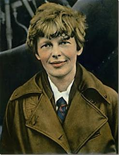 Amelia Earhart Life Story