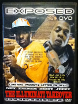 Exposed: JAY-Z,DMX,DIDDY DVD