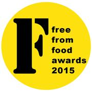 Free From Food Awards 2015 - Winners #FFFA15