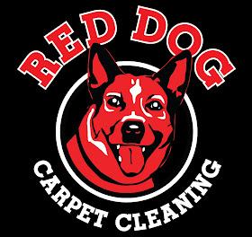 red dog logo resize