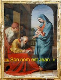 Évangile de Jésus-Christ selon saint Luc 1,57-66.80.