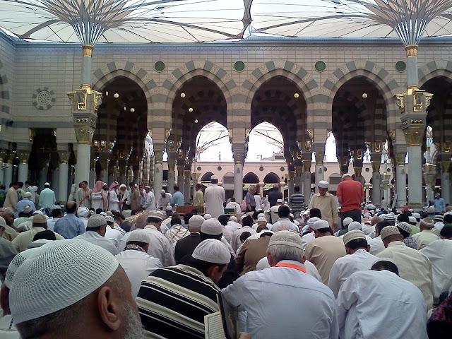 kajian islam, tuntunan sholat