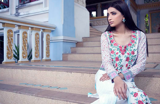 Thread & Motifs Lawn Summer 2015