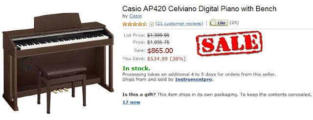 Amazon casio coupon code