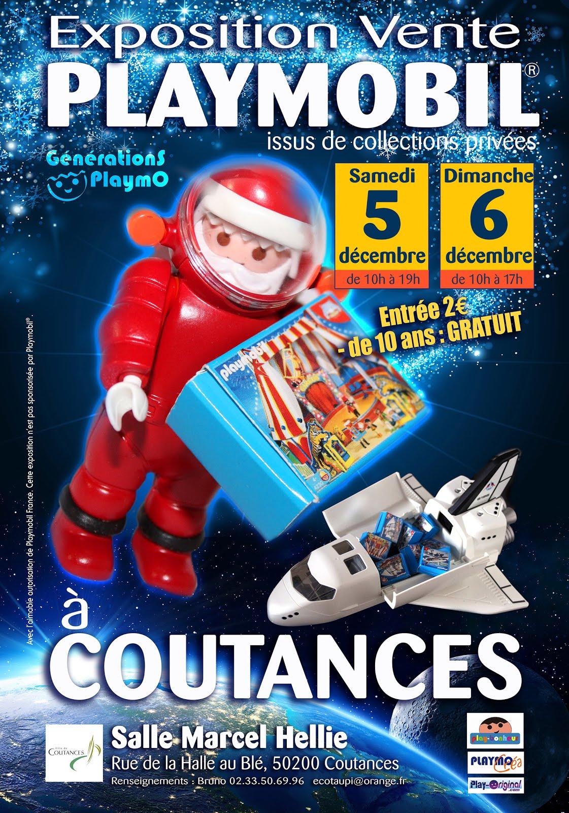 Expo Vente Coutances, 5 et 6 décembre 2015
