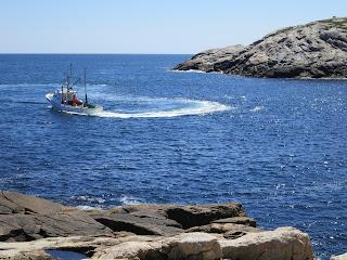 nova scotia lobster boat