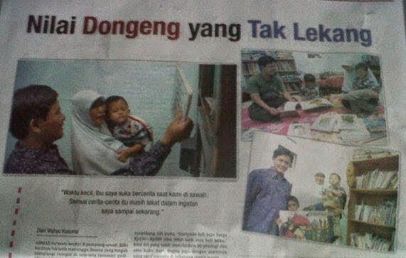 Keluargaku di Lampung Post