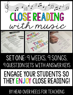 https://www.teacherspayteachers.com/Product/Close-Reading-With-Music-Engage-Your-Readers-Set-One-2284630